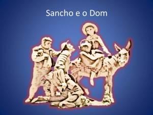 Sancho e o Dom